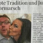 Claudia Kurver Wochenspiegel Februar 2020